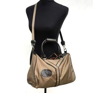 Vintage Yves Saint Laurent YSL Nylon Duffle Bag